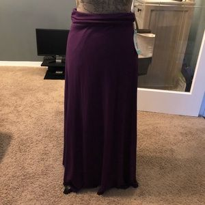NWT Renee C Ashton Maxi Skirt